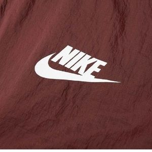 Nike Sweaters - MEN'S SPORTSWEAR WINDRUNNER HOODIE DARKTEAM RED XL